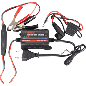 Battery charger 3.0 Ah BlackWolf